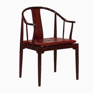 Vintage FH 4283 China Chair by Hans J. Wegner for Fritz Hansen, 1984