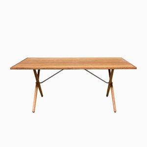 Table de Salle à Manger AT-303 Vintage par Hans J. Wegner pour Andreas Tuck, 1960s