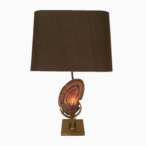 Lámpara de mesa vintage de Willy Daro
