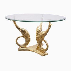 Tavolino da caffè Hollywood Regency, anni '60