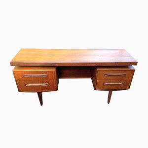 Mid-Century British Fresco Desk by Victor Wilkins for G-Plan, 1960s