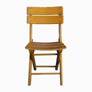 Chaise Pliante pour Enfant de Herlag, 1940s