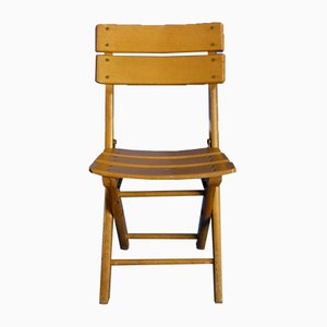Childrens Folding Chair from Herlag, 1940s