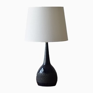 Lampe de Bureau Bleue par Per Linnemann-Schmidt pour Palshus, Scandinavie, 1960s