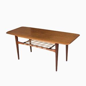 Mid-Century Coffee Table by Johannes Andersen for Silkeborg Møbelfabrik