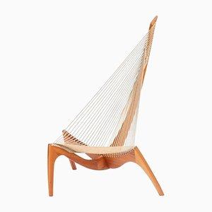 Sedia Harp di Jørgen Høvelskov per Jørgen Christensen, 1963