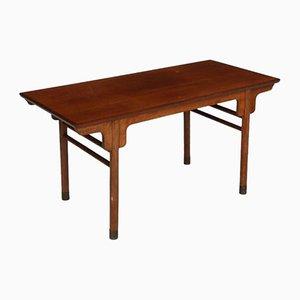 Table en Acajou, 1940s