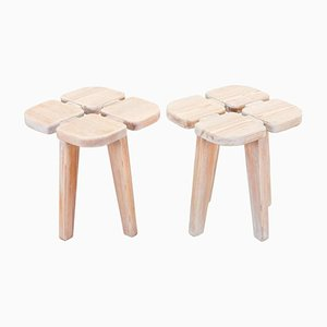 Stools by Lisa Johansson-Pape for Stockman Orno, 1950s, Set of 2