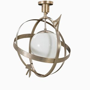 Swedish Art Deco Ceiling Lamp, 1930s