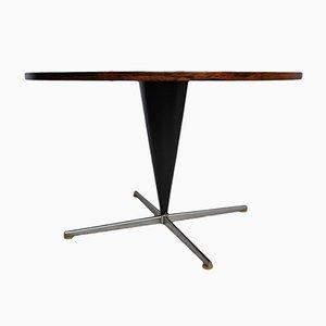 Tavolo conico di Verner Panton per Frem Røjle, anni '50