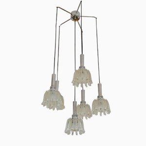 Lámpara colgante de Richard Essig, años 70