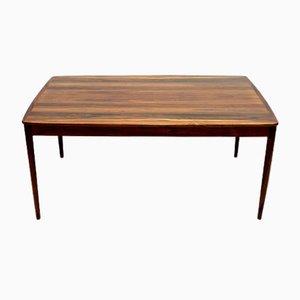 Table Basse en Palissandre par Yngvar Sandström pour Seffle Möbelfabrik, 1960s