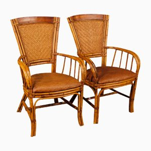 Armchairs from Kalma Ramon Castellano, 1970s, Set of 2