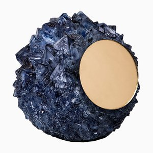 Crystallised Mirror by Isaac Monté for Form&Seek