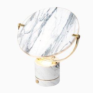 Ol Lampe in Marmor von Meng Hsun Wu für Form&Seek