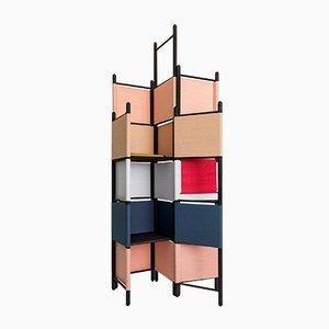 Loom Bound Schwarze Edition von Rive Roshan für Form&Seek