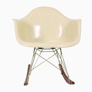Sedia da dondolo RAR di Charles & Ray Eames per Herman Miller, anni '60