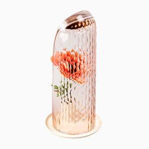 Große OP-Vase in Rosa von Bilge Nur Saltik für Form&Seek