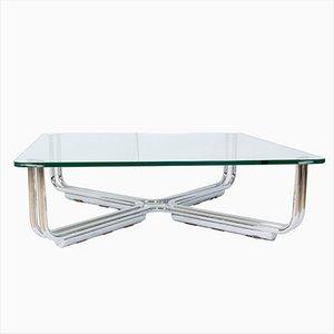 Tavolino da caffè basso modello 784 di Gianfranco Frattini per Cassina, 1969