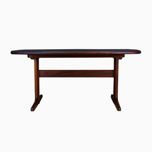Danish Palisander Veneer Table from Skovby
