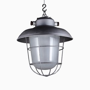 Suspension Industrielle Mid-Century