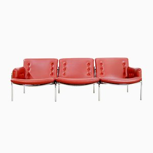 Osaka 3 Model 3-Seater Sofa by Martin Visser for 'T Spectrum, 1960s