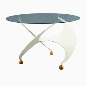 Table Basse Hélice, 1960s