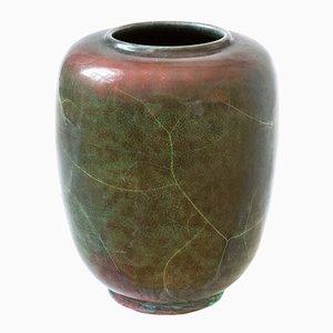 Vaso vintage in ceramica
