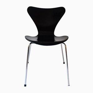 Series de 7 Chaises par Arne Jacobsen pour Fritz Hansen, 1966