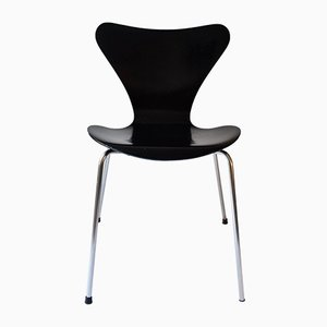 Silla serie 7 de Arne Jacobsen para Fritz Hansen, 1966