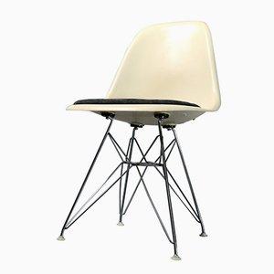 Vintage Beistellstühle von Charles & Ray Eames für Vitra, 4er Set