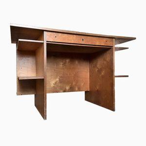 De Stijl Desk by Arie Huisman, 1920s