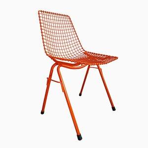 Chaise en Acier par Henryk Sztaba pour PSS Spolem, 1970s