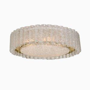 Lampade da soffitto ad incasso di Doria, 1969, set di 5