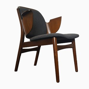 Model 107 Armchair by Hans Olsen for Bramin, 1950s