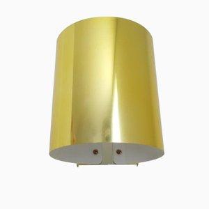 Modell 5607 Wandlampen aus Messing von Ateljé Lyktan, 2er Set