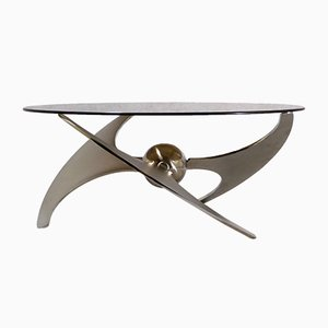 Propeller Table by L. Campanini for Cama, 1973