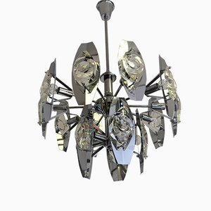 Vintage Peacock Ceiling Light