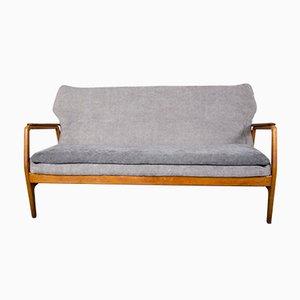 Canapé à Orreilles par Aksel Bender Madsen pour Bovenkamp, 1960s