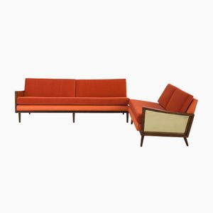 Vintage Sectional Sofa by Lawrence Peabody for Richardson Bros. Co.