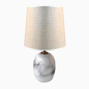 Lámpara de mesa Sakura danesa modernista de Michael Bang para Holmegaard, años 70