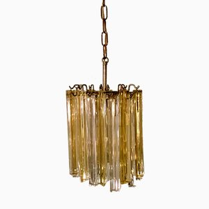 Trilobo Pendant Light from Venini, 1960s