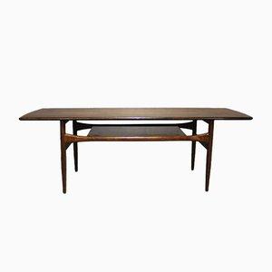 Table Basse en Palissandre d'Arrebo Møbler, 1960s