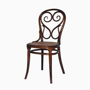 Sedia Nr. 4 Cafè Daum antica di Michael Thonet per Thonet
