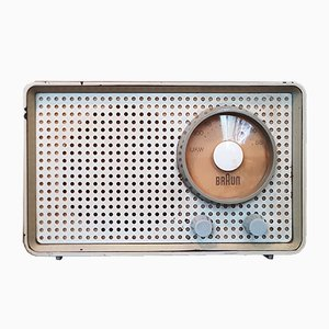 Vintage SK 1 Radio by Fritz Eichler & Arthur Braun for Braun