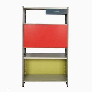 Mid-Century Model 5600 Cabinet by André Cordemeyer for Gispen