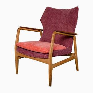 Sedia alata di Aksel Bender Madsen per Bovenkamp, anni '60