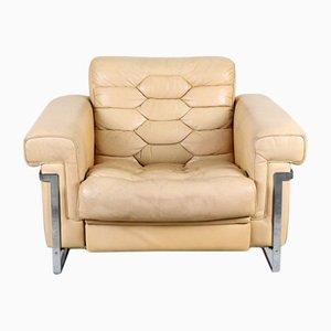 Club chair DS-P Mid-Century di Robert Haussmann per de Sede