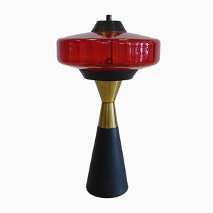 Mid-Century Diabolo Table Lamp from Stilnovo