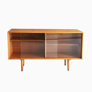 Interplan Beech Sideboard by Robin Day for Hille, 1950s
